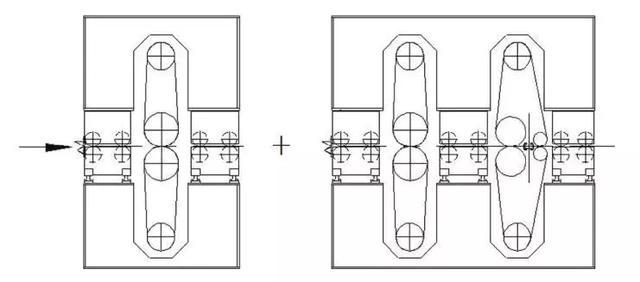 刨花板生产线中砂光机应用工艺常规配置方案图片
