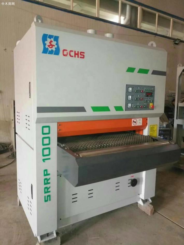 刨花板生产线中砂光机应用工艺常规配置方案批发