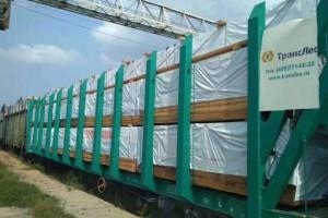 一带一路助力中国与白俄罗斯木材贸易