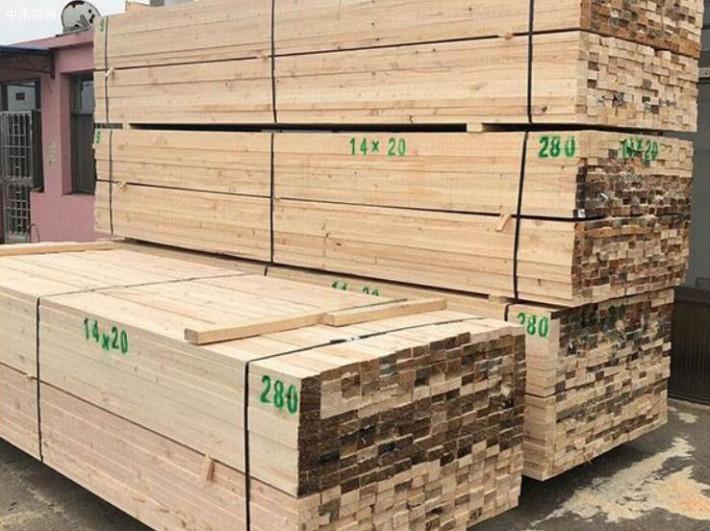 铁杉建筑方木规格尺寸表