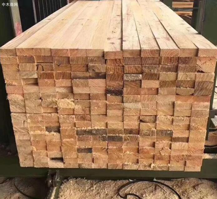 铁杉建筑方木规格尺寸表厂家
