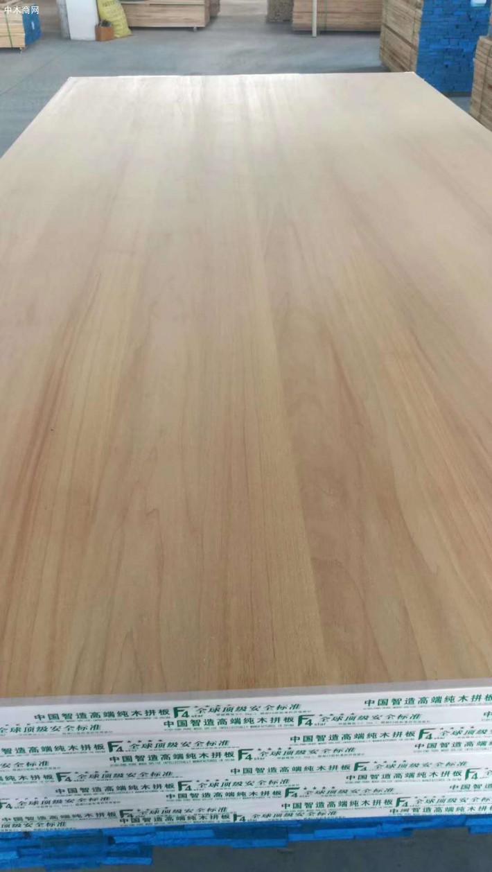 碳化白杨木直拼板的特点及用途有哪些图片