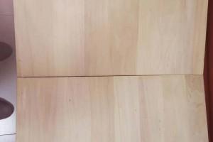 碳化白杨木直拼板实物高清图片