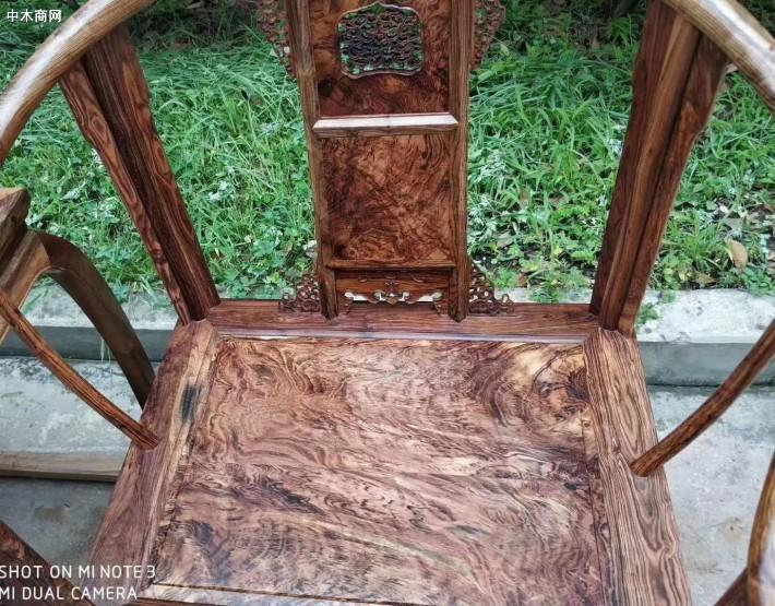 黄花梨圈椅厂家直销图片