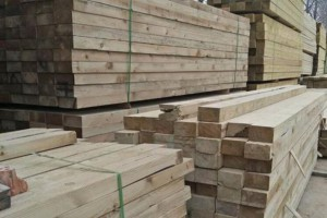 樟子松木方龙骨,户外防腐木地板,庭院葡萄架实木板材