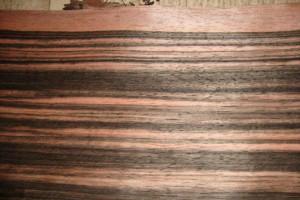 工厂热销门厂橱柜家具厂天然黑檀木皮,包覆线条无纺布牛皮纸