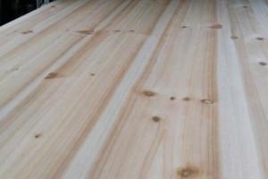 专业定做加工优质杉木拼板实木家具板价格