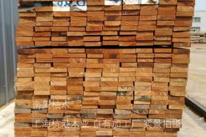 张家港进口南美柚木板材的优点