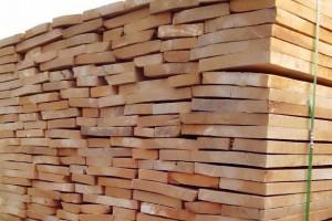 河南杨木净材板