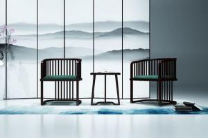 新中式椅子,认识新中式家具之美!