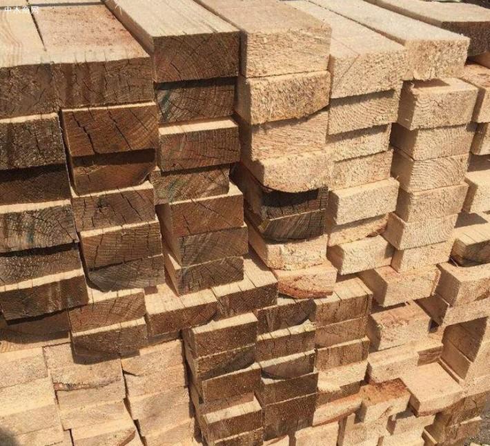 求购:落叶松建筑木方