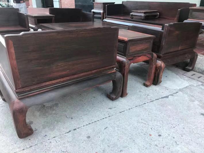 大红酸枝家具沙发价格图片品牌排名