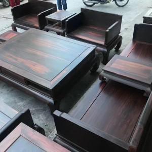 大红酸枝古典红木沙发十大品牌