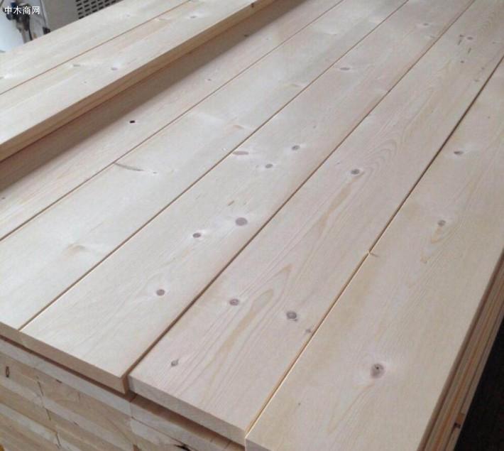白松木床板料价格多少钱一立方米