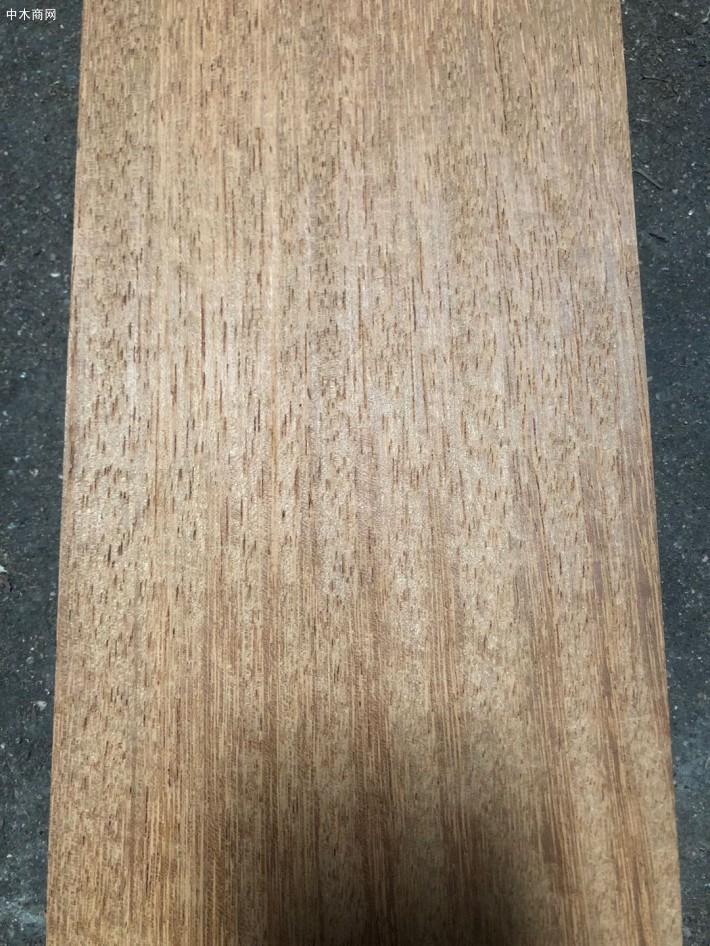 瓦泰豆实木地板坯料厂家批发