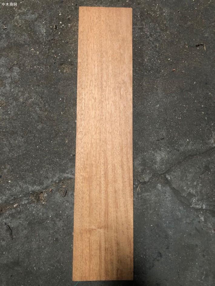 瓦泰豆实木地板坯料厂家批发图片