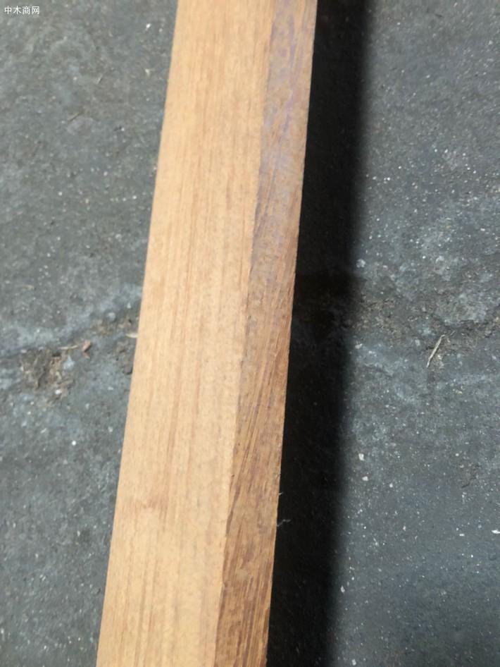 瓦泰豆实木地板坯料厂家批发价格