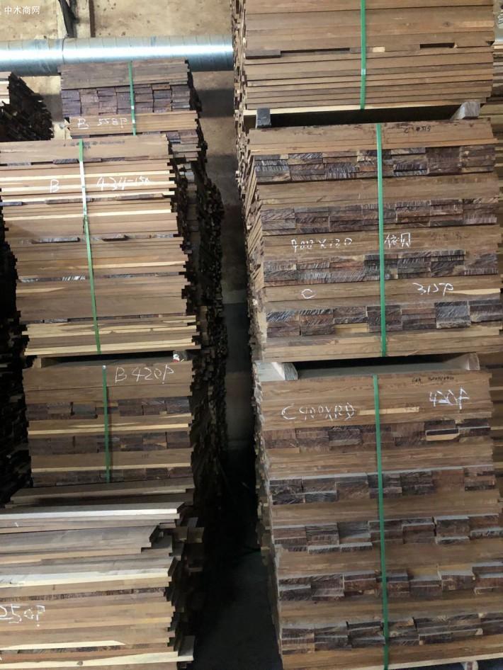 依贝实木地板坯料厂家批发供应