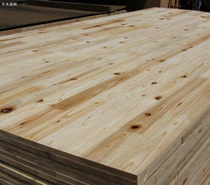 杉木指接板生产厂家厚度可以定制图片