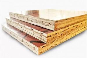 竹胶板覆膜面建筑模板防水耐用适用于高层,别墅,桥梁,包装等