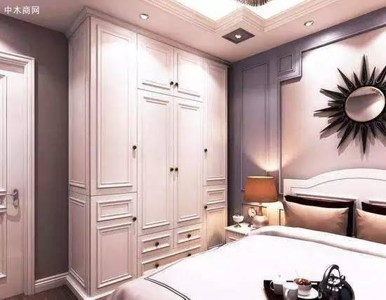 最合理的100种衣柜设计方案图供应