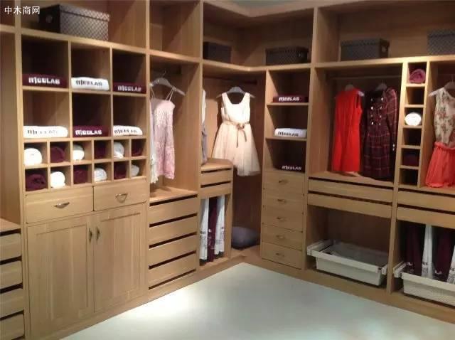 衣柜设计尺寸