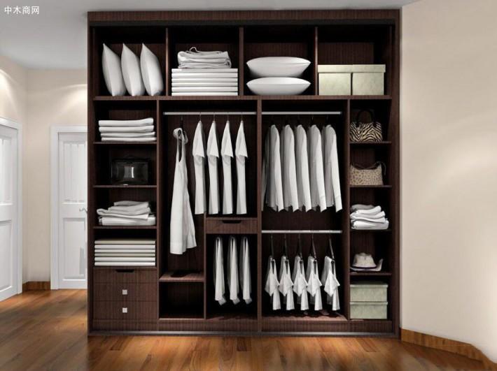 衣柜设计最合理的100种方案图