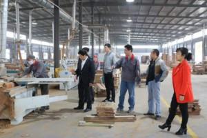 广西省鹿寨县一木业企业存消防隐患被查封