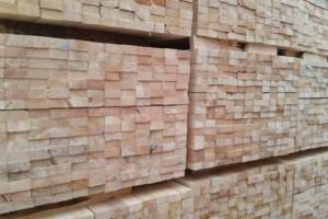 欧美进口原木加工云杉木方,建筑用材规格定制