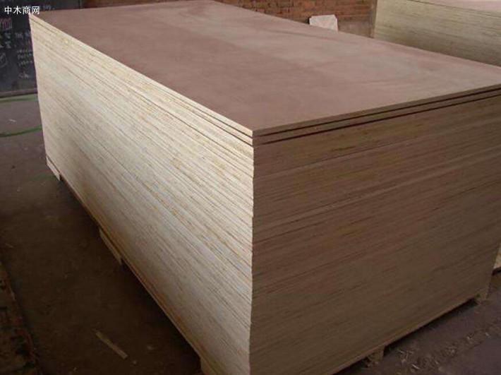胶合板材今日最新报价厂家