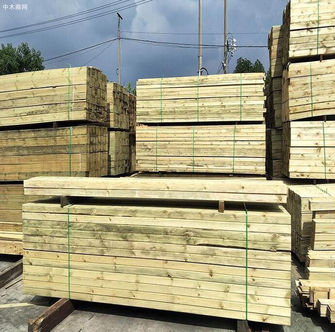 樟子松防腐木开裂正常吗及开裂了怎么处理采购