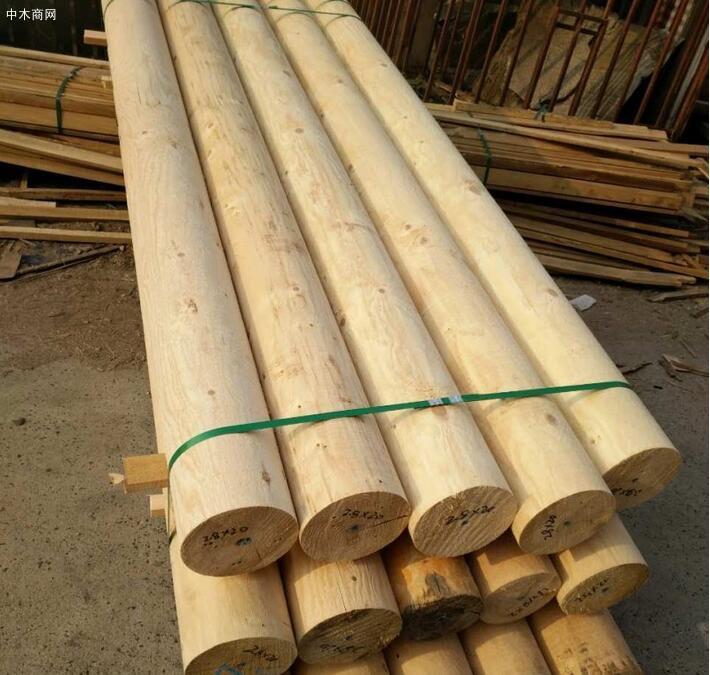 选购铁杉防腐木时需要注意些什么及施工注意事项图片