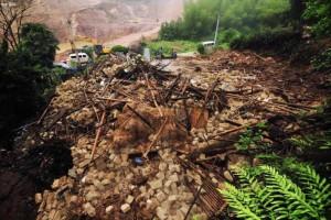昆明市大观木业山体滑坡致3人死亡