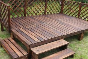 防腐木地板如何安装方法详解?