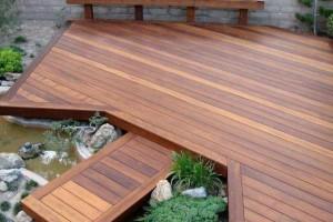 防腐木地板是什么材料及价格多少钱一平方?
