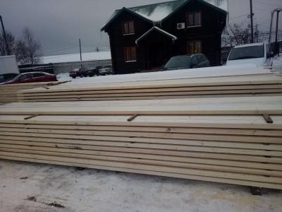 俄罗斯代加工樟子松细纹板材