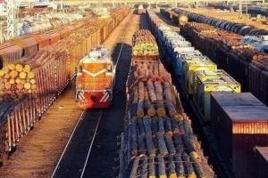 中俄木业跨境电商交易平台落户上合示范区