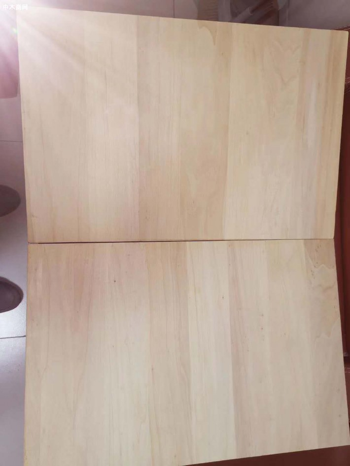 山东炭化杨木直拼板生产厂家批发价格厂家