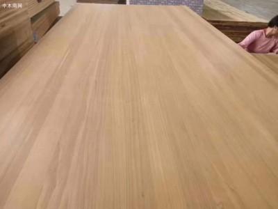 山东炭化杨木直拼板价格多少钱一张