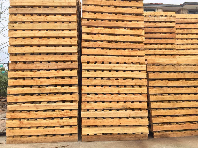 木托盘的标准尺寸有哪些及分类供应