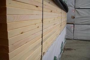 加拿大木材生产和锯木厂家产能利用率明显下降