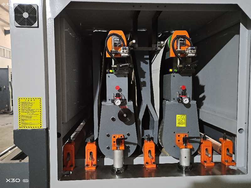 木工机械砂光机砂带跑偏的处理方法图解
