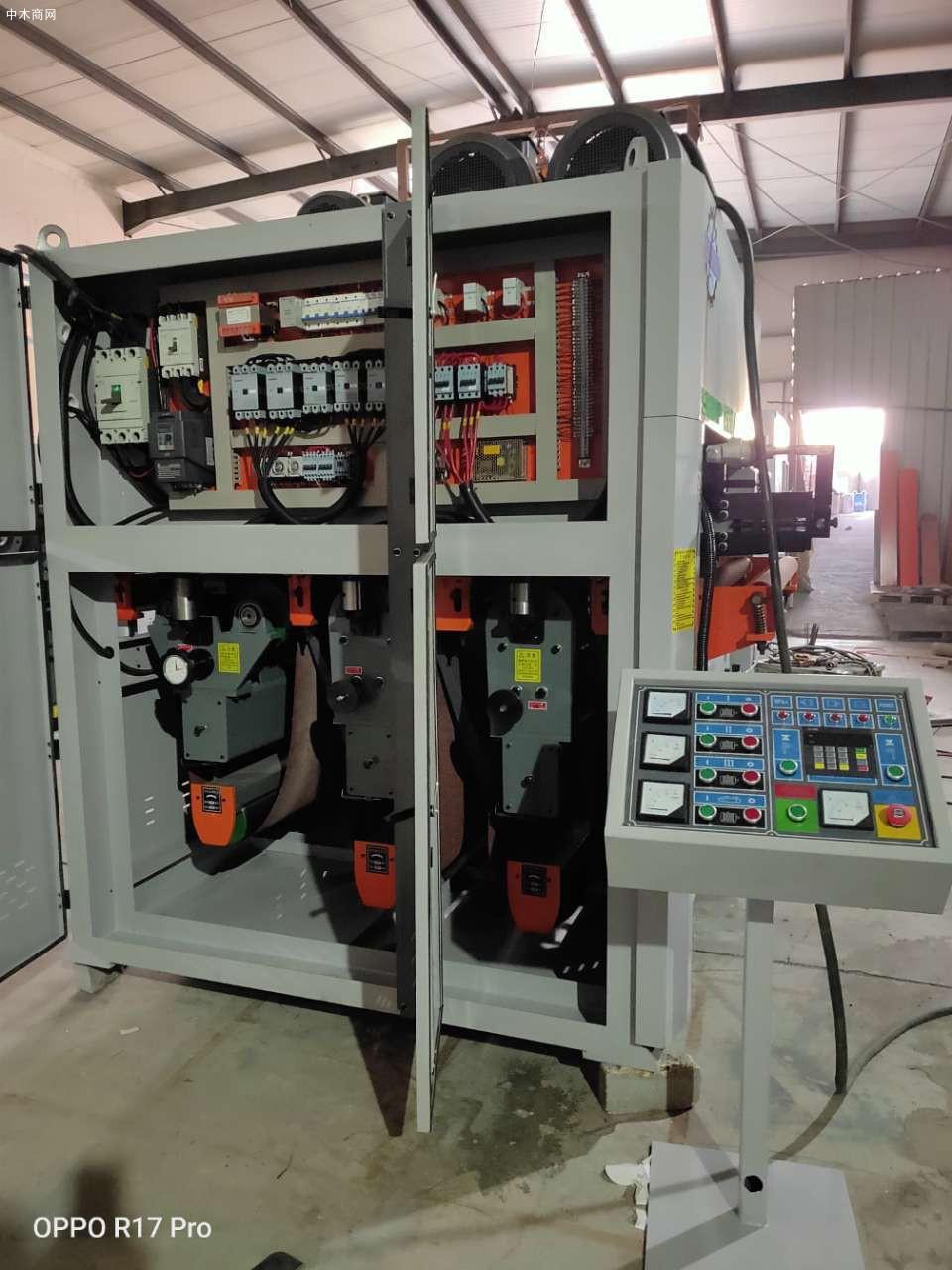 木工机械砂光机砂带跑偏的处理方法图解采购