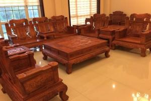 红木家具缅甸花梨沙发怎么保养及保养技巧有哪些?