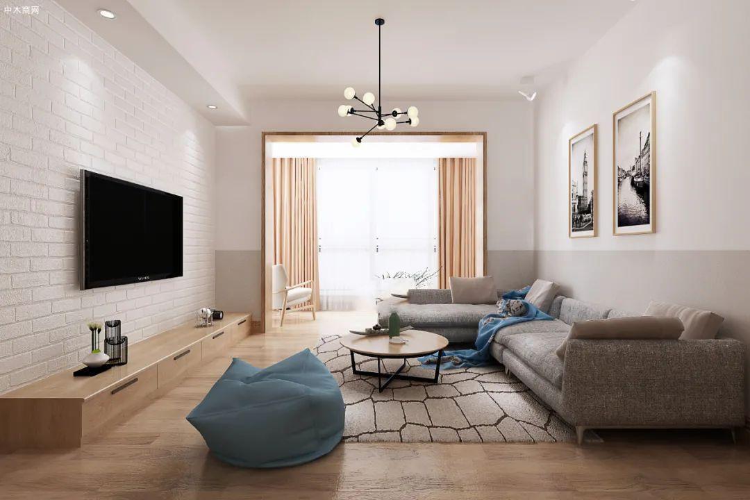 9种电视墙造型方案分享!准备装修的业主先看看厂家
