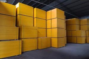 广西省建筑模板规模化生产正在加速