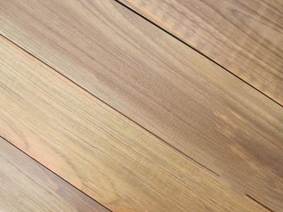 柚木地板坯料,四面刨光烘干板材