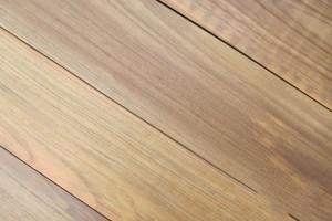 供应印尼柚木地板料特力发品牌柚木