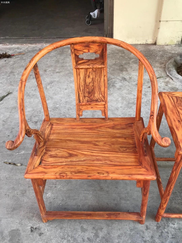 海南黄花梨安思远椅子高清图片采购