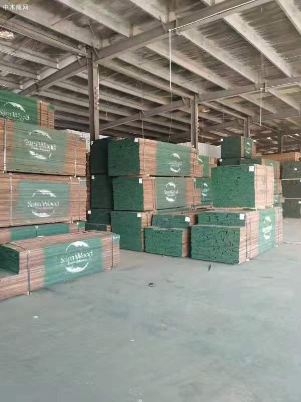 天津进口美国黑胡桃木板材高清视频采购